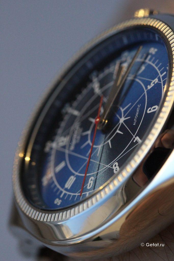 Swatch Sistem 51 Irony - обзор революционных часов, которые собираются роботами