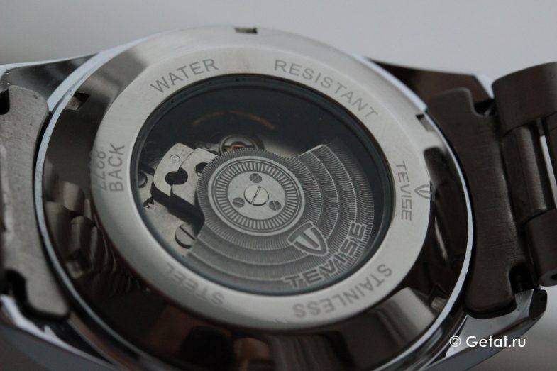 Обзор китайских механических часов Tevise G8377