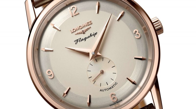 Longines Flagship Heritage 60th Anniversary 1957-2017