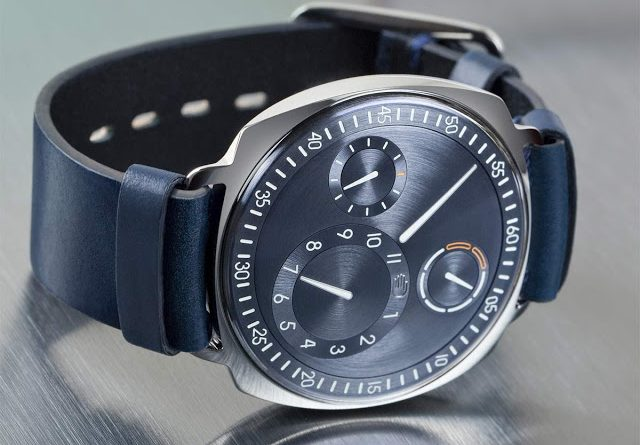 "Ressence - Type 1² ""Squared"""