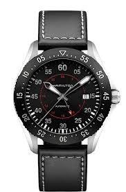 Обзор часов Hamilton - доступная классика с GMT