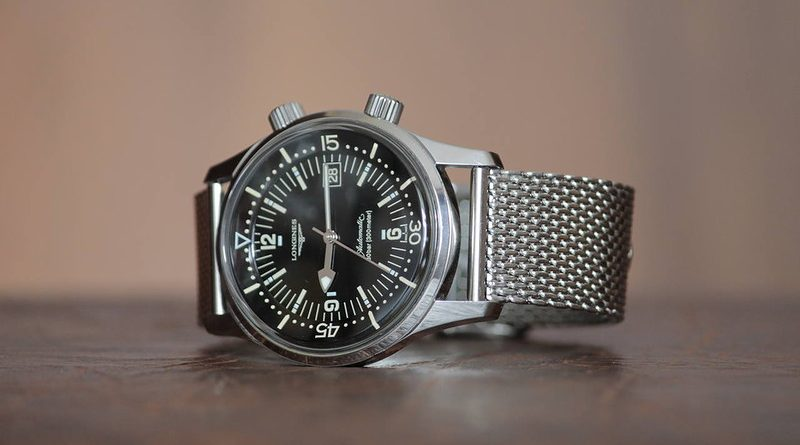 Обзор часов Longines Legend Diver