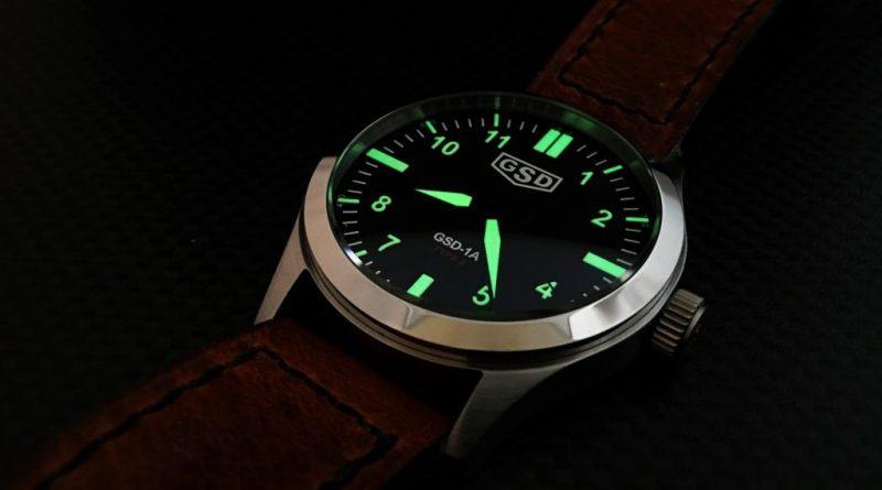 Пилот от Greg Stevens Design часы
