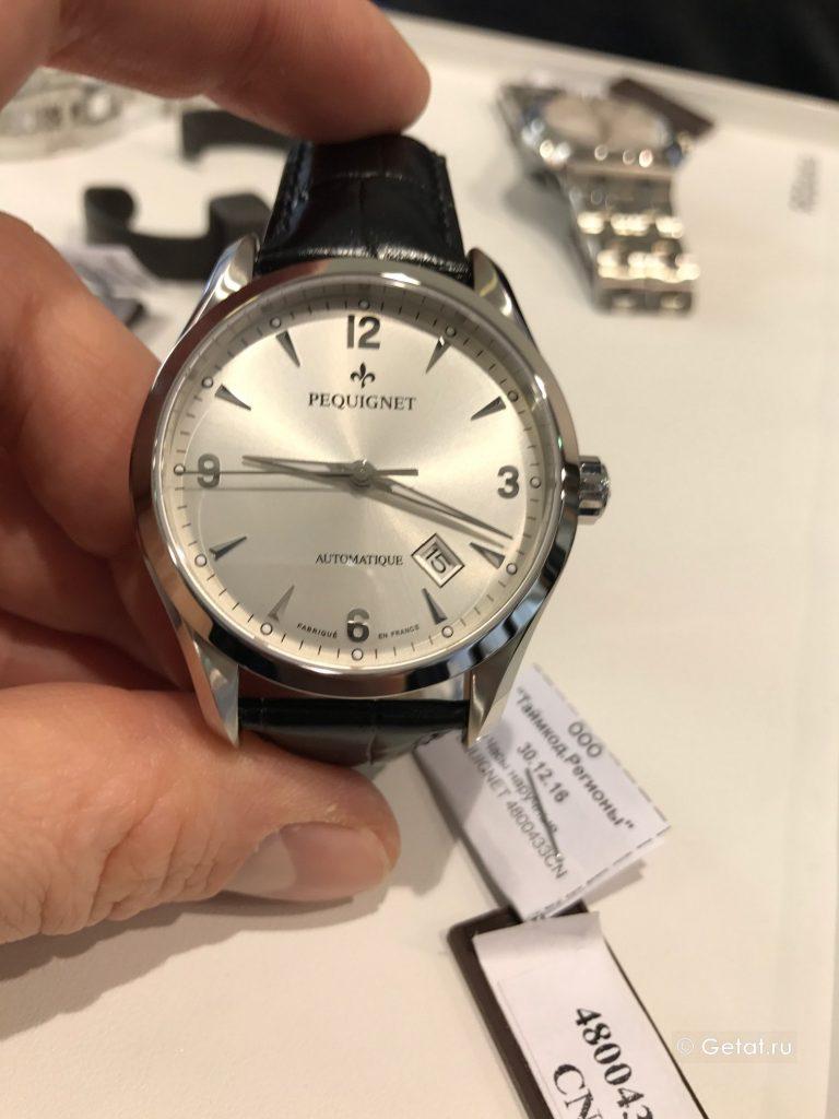 Экспресс-обзор часов Pequignet - Made in France