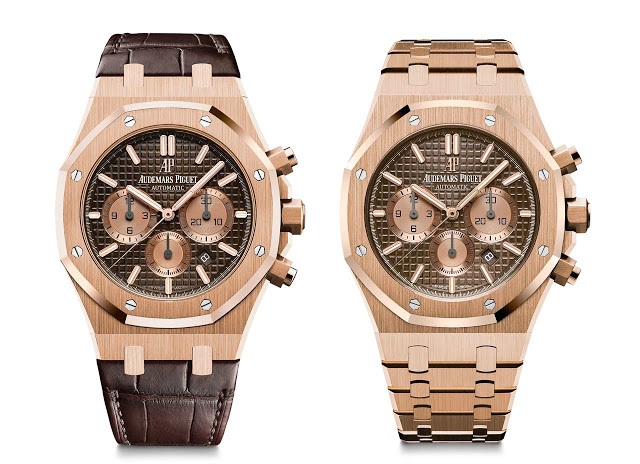 Новинки 2017 - Audemars Piguet Royal Oak Chronograph