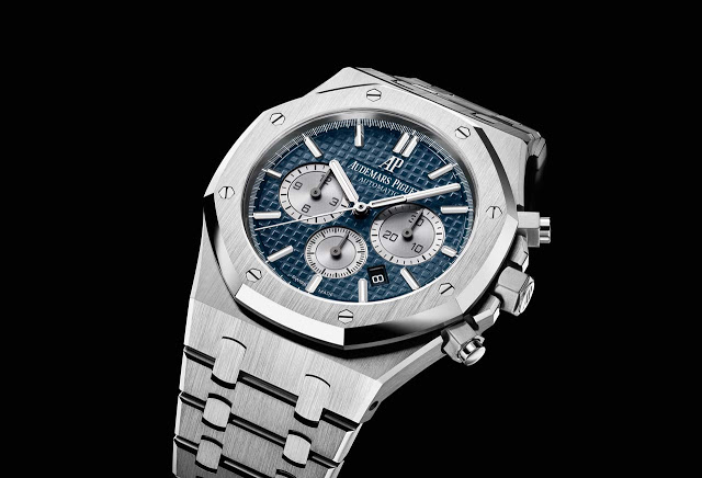 Новинки 2017 - Audemars Piguet Royal Oak Chronograph. От 24000 евро