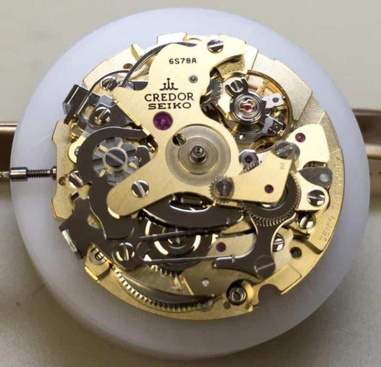 Современные механические хронографы Seiko