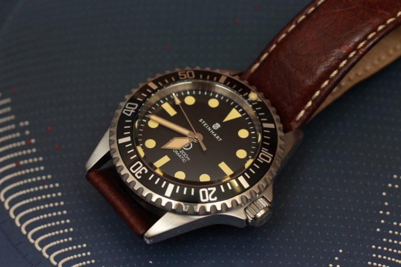 Steinhart ocean military vintage 1