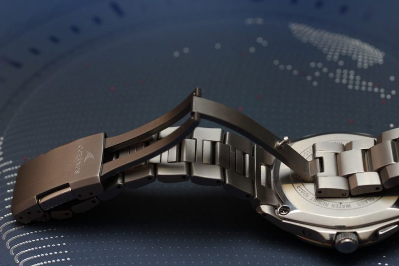 Обзор часов Casio Oceanus OCW S100