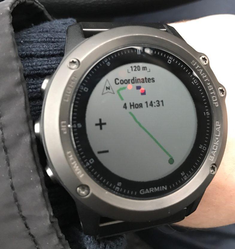Garmin Fenix 3 HR - действительно серьезные смартчасы