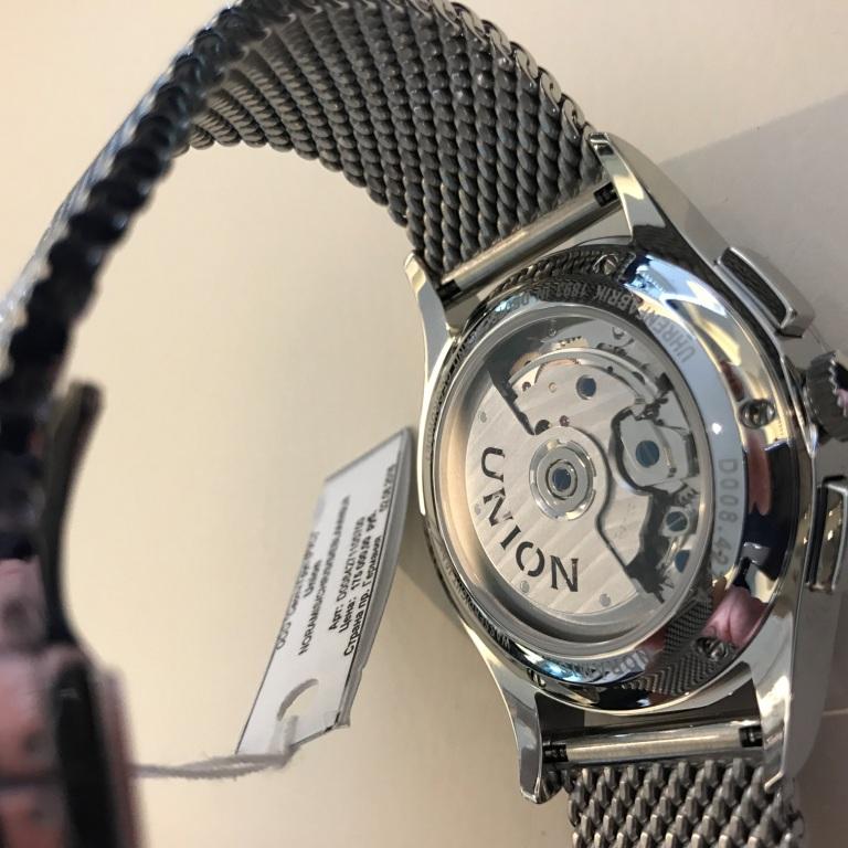 В бутике Swatch - Union, Hamilton, Longines и Tissot