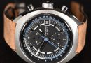 Oris Chronoris Williams 40th Anniversary LE - винтаж со вкусом