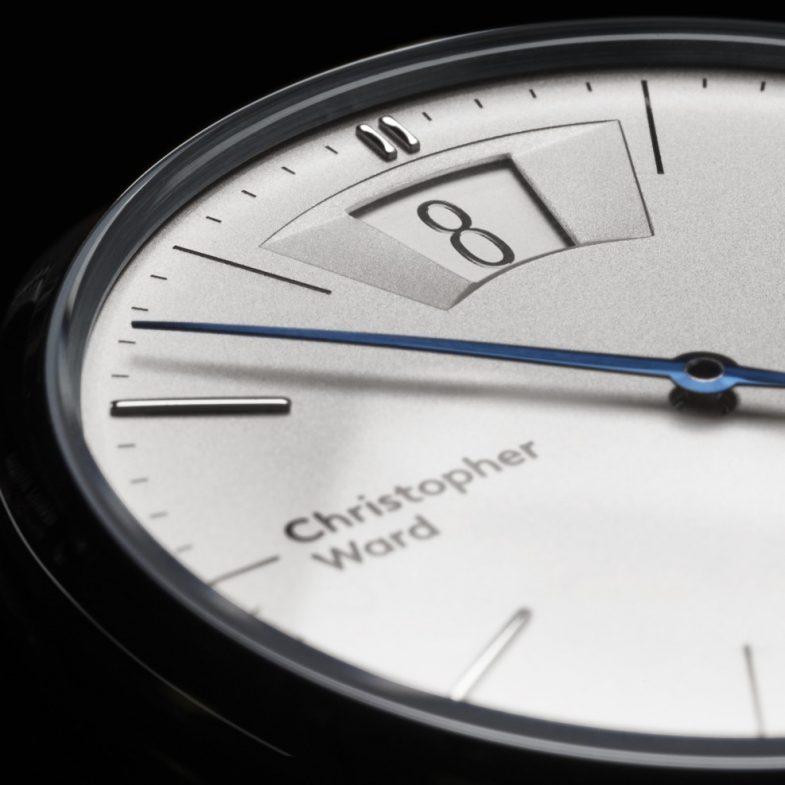 Новый прыгающий час от Christopher Ward