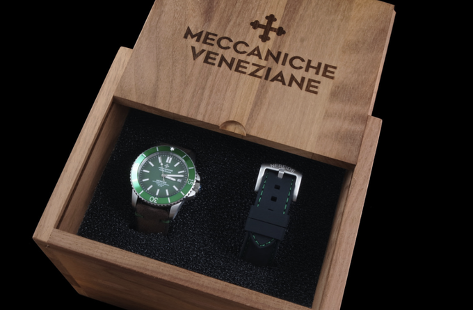 Meccaniche Veneziane Nereide