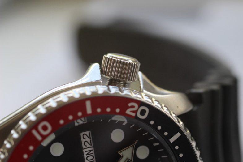 Seiko SKX009K часы обзор
