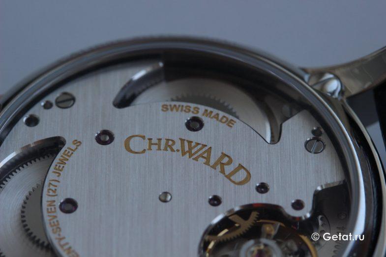 Обзор шикарного 5-дневника от Christopher Ward