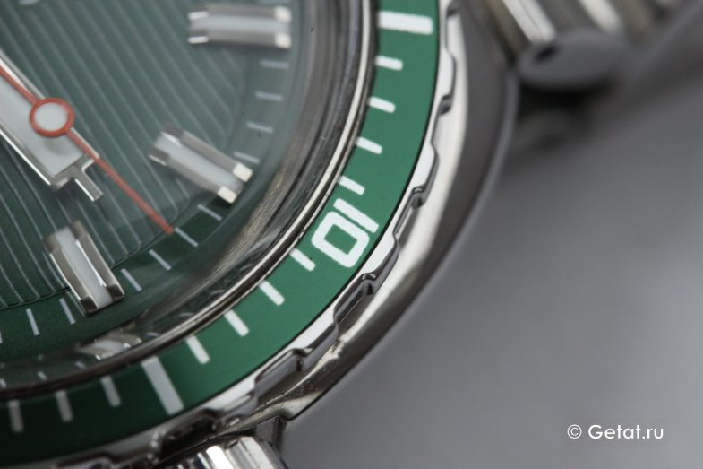 Восток Нептун обзор часы