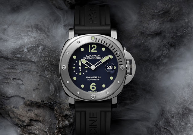 лимитка Luminor Submersible PAM731