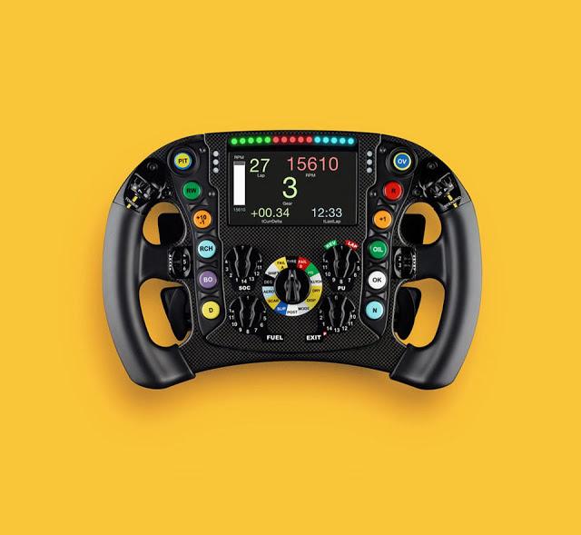Новый хронограф BR X1 RS17 Skeleton Chronograph обыгрывает тему руля болида Формула-1