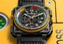 Bell & Ross BR X1 RS17 — часы для Формулы-1