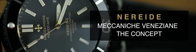 Meccaniche Veneziane Nereide - вкусный проект с Kickstarter