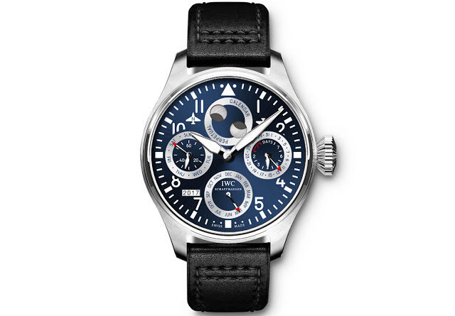 IWC Big Pilot Watch Perpetual Calendar