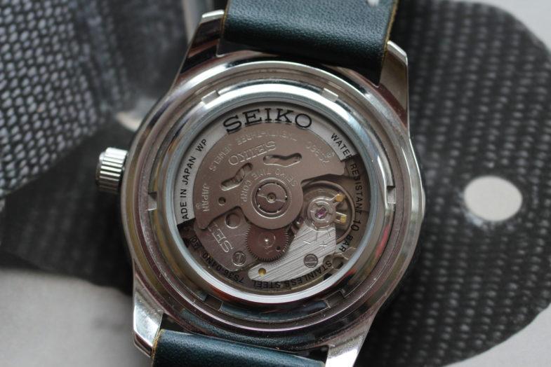 Seiko SNZH53J1. 50 саженей из Японии
