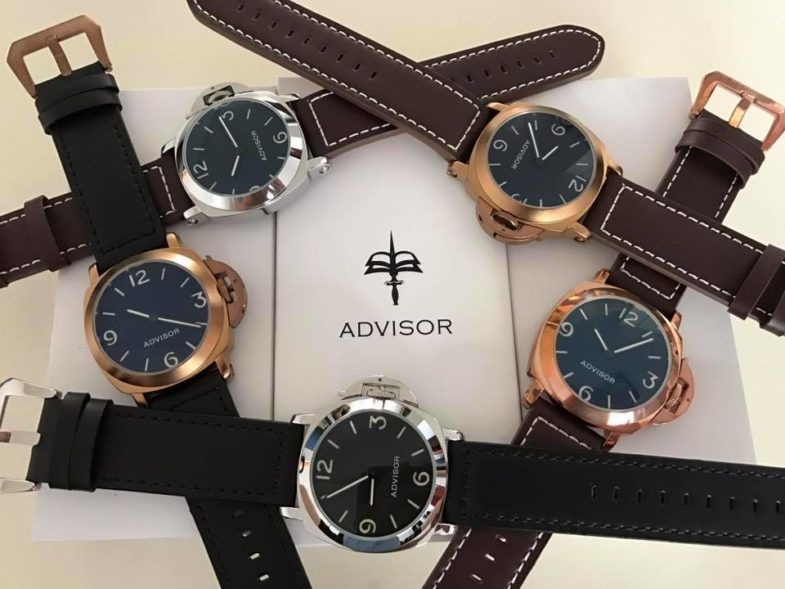 хомаж Panerai от Advisor Watch Company