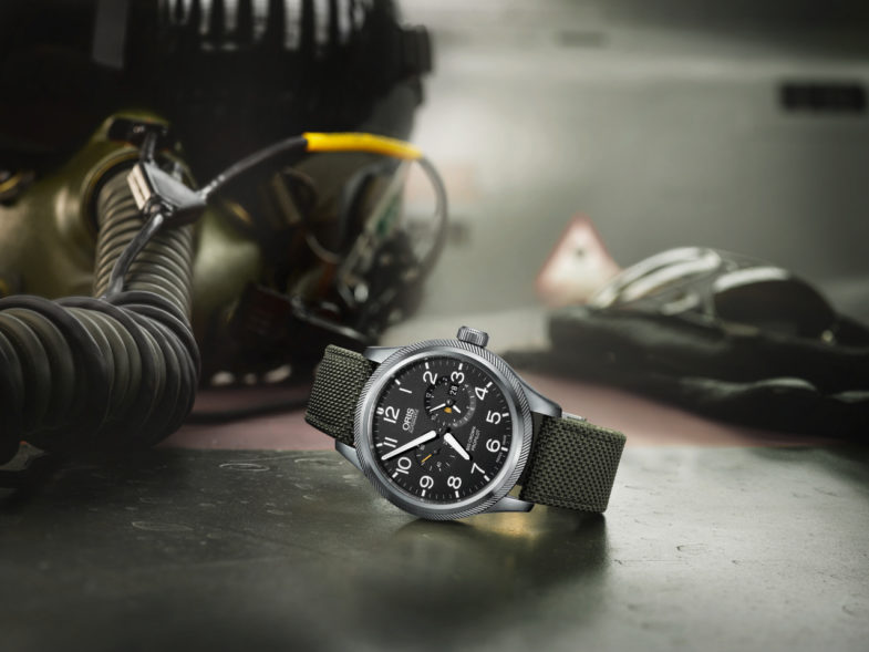 пилотская новинка Oris Big Crown ProPilot Worldtimer