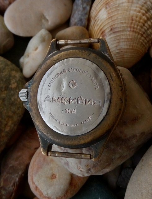 "Луч ""Амфибия"": винтажный тюнинг"