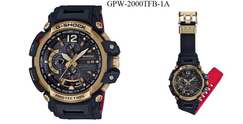Юбилейные лимитки G-Shock.