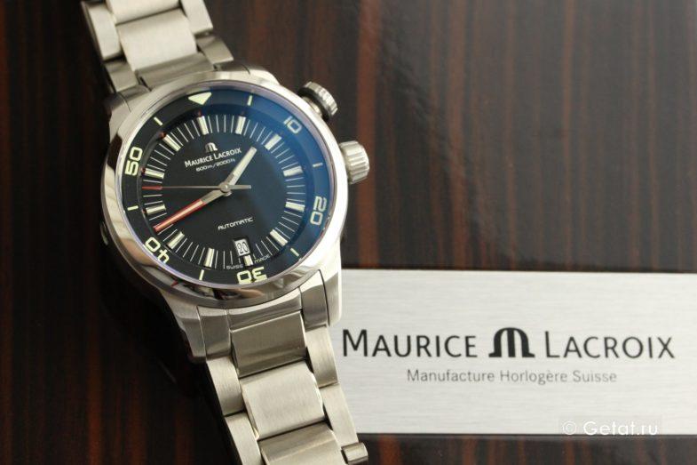 Обзор Maurice Lacroix Pontos S Diver