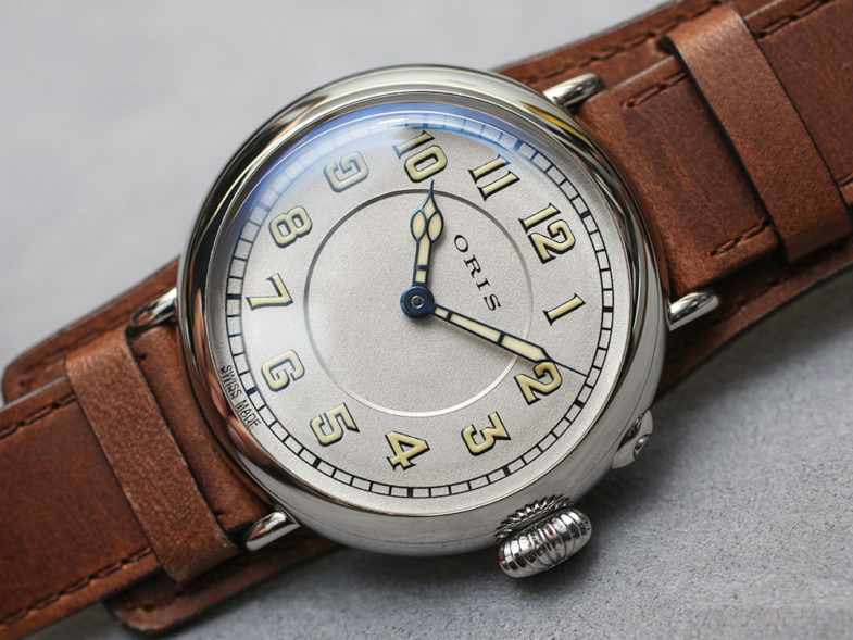 лимитка  Oris Big Crown 1917