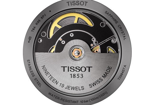 Tissot Swissmatic