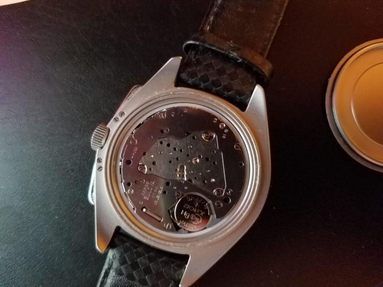 Bulova moon watch. Редкий лунный гость на нетипичном кварце