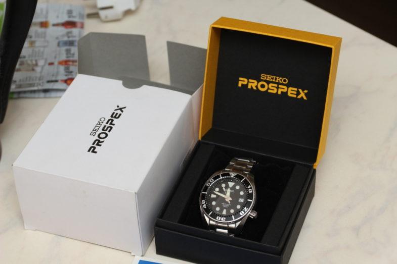 Seiko SBDC001.Часы для настоящих ценителей