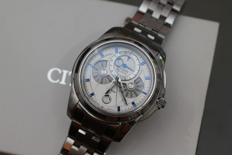 Citizen Eco-Drive BU0011-55A