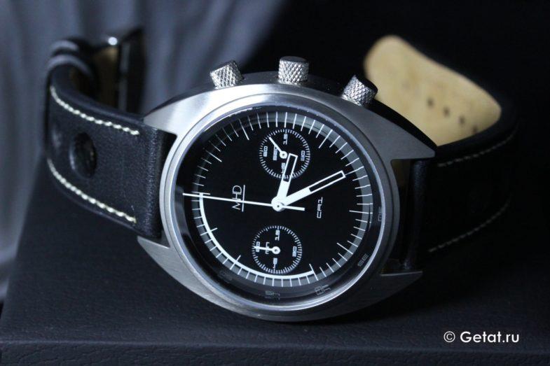 MHD CR1 - обзор часов от дизайнера Morgan Motor