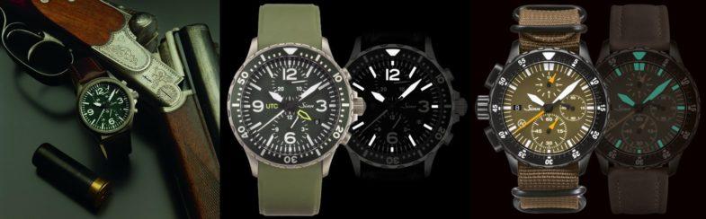 Часы для охотников от Sinn