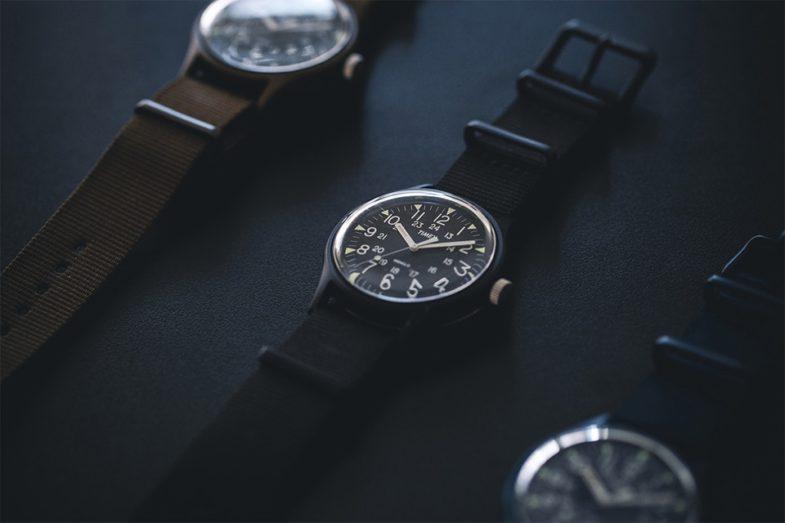 История военных часов Timex и свежие модели в стиле милитари