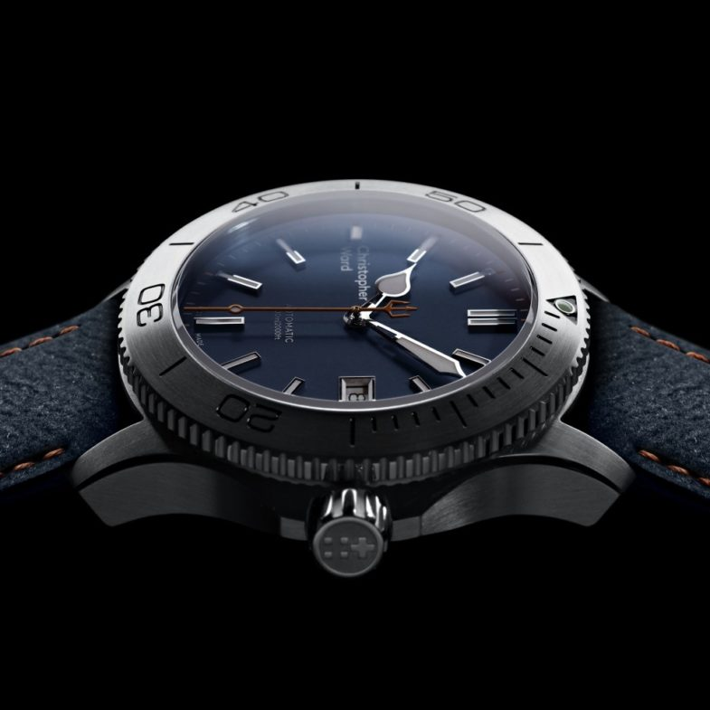 C60 Trident 316L Limited Edition - Blue