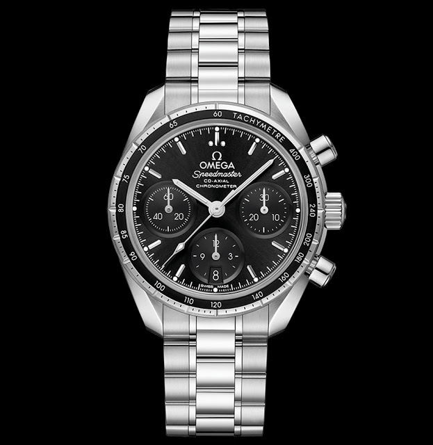 Omega Speedmaster 38 Co-Axial