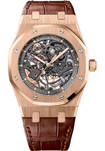 Audemars Piguet Prestige Sports Collection Royal Oak Openworked