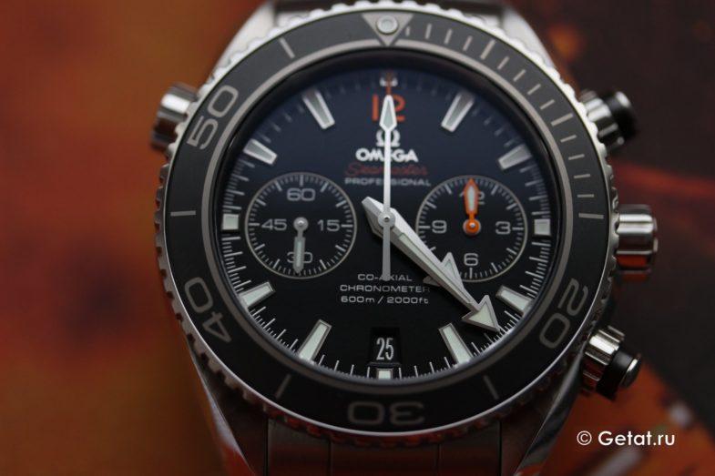 Обзор Omega Seamaster Planet Ocean Chronograph