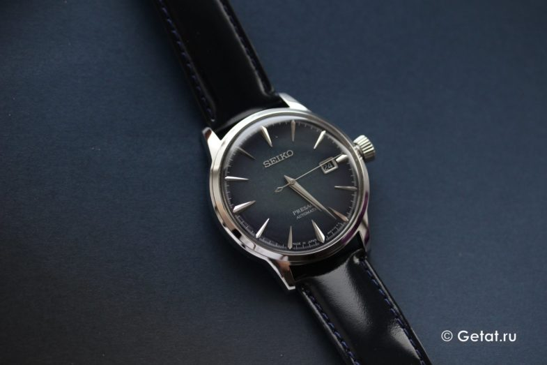 Обзор Seiko Presage Cocktail Star Bar SARY085