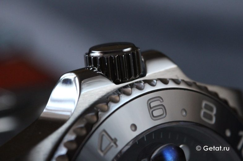 Wancher Extreme GMT - хомаж
