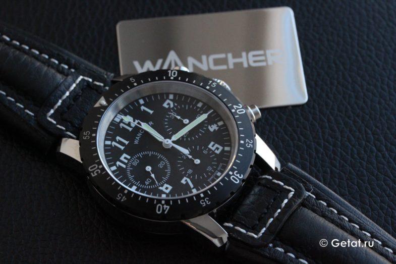 Обзор винтажных пилотов Wancher Storm Jet
