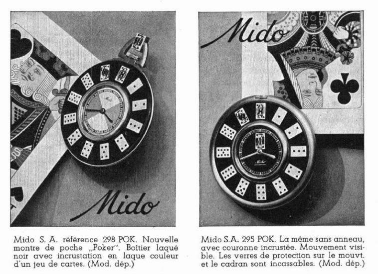 История Mido и юбилейная модель