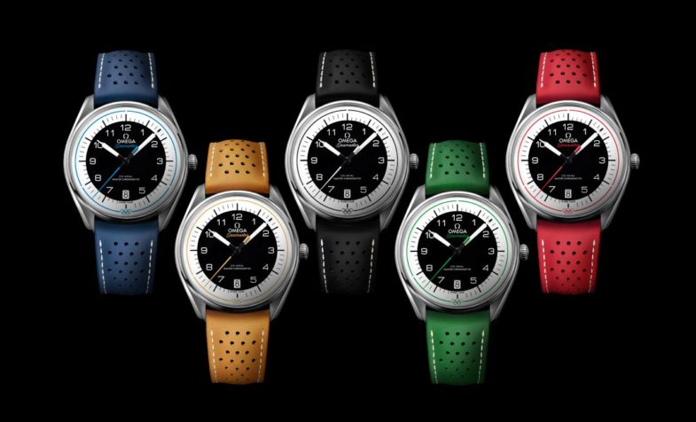 Omega Seamaster Olympic Games Collection