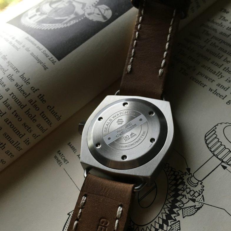 Новинка американской компании Seals Watch Company